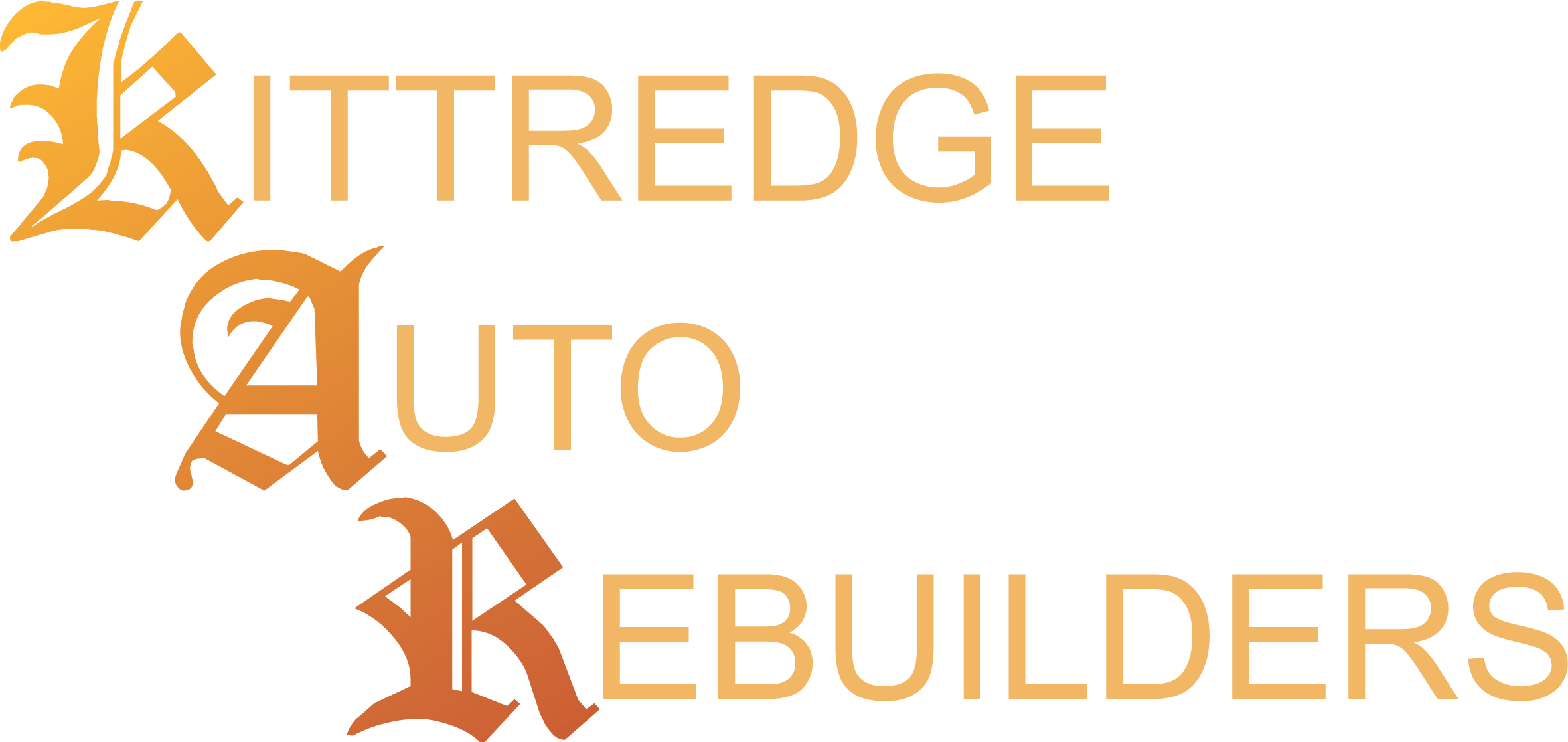 Kittredge Auto Rebuilders Logo
